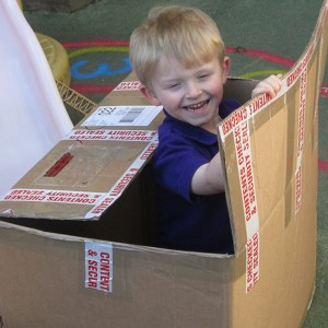 Rydal Day Nursery Child in a Box
